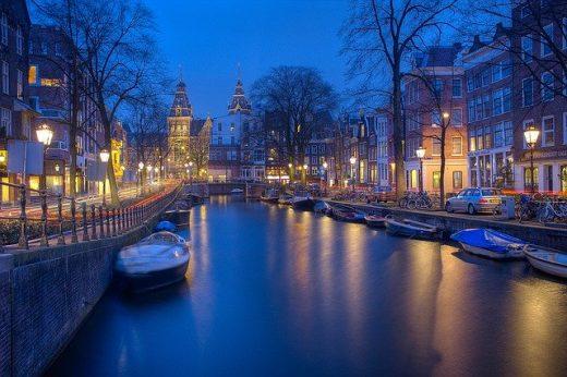 hotspot Amsterdam