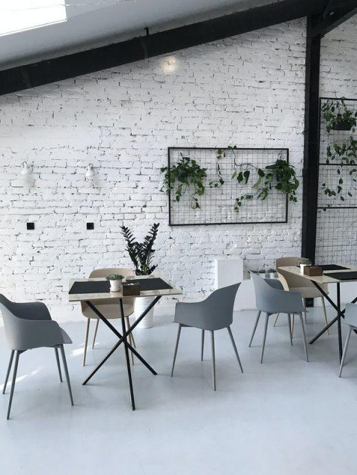 restaurant vloer